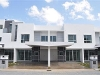 Picture Modern 2-link house, Alor Star