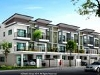 Picture 3-storey Terraced House For Sale - Sungei...