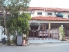 Picture House double storey at sg abong, muar