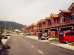 Picture Alam Budiman Double Storey End lot, Shah Alam