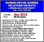 Picture Jemerlang Apartment, Selayang Heights
