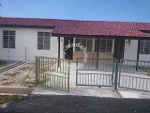Picture New house in padang serai