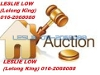 Picture 1-storey Terraced House For Sale - 11/9/2014...