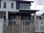 Picture Double storey corner lot, nusa bayu