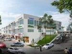 Picture New Two&Half Storey Shoplot at Kulim