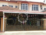 Picture Double Storey Renovated House, Taman Segamat Indah