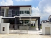 Picture Double storey Semi detached at Permy, Miri