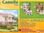 Picture House and Lot at Camella Taal - Emerald @ Taal