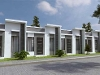 Picture Socialized Housing, Low cost House in Balamban...