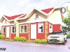 Picture House and Lot at Beverly Homes in Marilao...