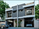 Picture Modern Asian Affordable Townhomes at North...