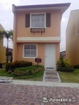 Picture 2BR Camella Homes Bacoor near MOA