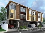 Picture Townhouse in New Manila Quezon City Preselling