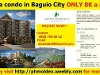 Picture Rent to own condo in baguio city