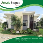 Picture House and Lot by Amaia Land Corp