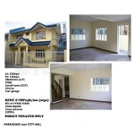 Picture 3BR townhouse paranaque jestra subd near city...