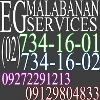 Picture EG malabanan siphoning and plumbing services