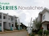 Picture Amaia series townhomes in susano road...