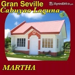 Picture Gran Seville Cabuyao House and Lot single attached