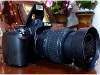Picture Nikon D3000 With 18-55mm Kit Lens And 55-200mm...