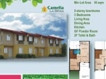 Picture 3 Bedroom, 2-Storey Townhouse House in Lapu-,...