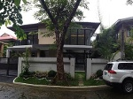 Picture Homes in Capitol Hills Golf Subdivision, Quezon...