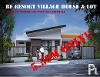 Picture Single Detached House and Lot in BF Resort Near...