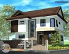 Picture House and lot at Cainta Green Park Village