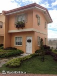 Picture MARGA House Model at Camella Homes with 2BR and CR