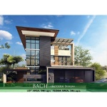 Picture Modern Design House Lot in Filinvest II