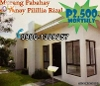 Picture Pagibig, Bank or In-house Financing 2,500 Row...