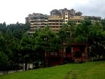 Picture Lot For Sale 606 Sqm In Crosswinds Tagaytay...