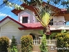 Picture 2storey house with 300sqm, 5br, 3tb, clean title