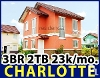 Picture Charlotte bellefort estates - house and lot...