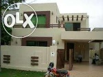 Picture 10marla brandnew house for (sale) in bahria...