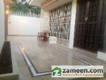 Picture 400 Sq. Yard One Unit Bungalow With 5 Bed Rooms...