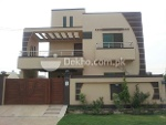 Picture Double story house in wapda town lahore