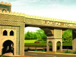 Picture Confirm Plot Now In Faisal Town Excellent