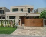 Picture Bahria town beautiful 1 kanal house available...