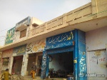 Picture Qasim town, 4 shops in 4 marla with 10 marla house