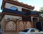 Picture Brand New Corner House Available in Hayatabad...