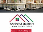 Picture 1146 Sq Ft Apartment No 406, Bahria Heights,...