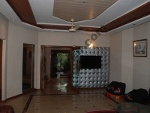 Picture One kanal brand new fully basement house in DHA...