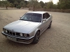 Photo BMW 535 M serious - old shahama Abu Dhabi