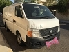 Photo 2011 model Nissan Urvan delivery van for sale