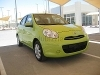 Photo Nissan micra 2012 GREEN