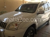 Photo Toyota Prado 2005 Sharjah White