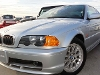 Photo Bmw 328i coupe model 2000 color silver japan...