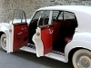 Photo Vintage car Bently 1957 for sale in good condition