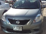 Photo Used Nissan Sunny 2014 Car for Sale in Sharjah